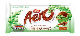 Aero Milk Peppermint 100G