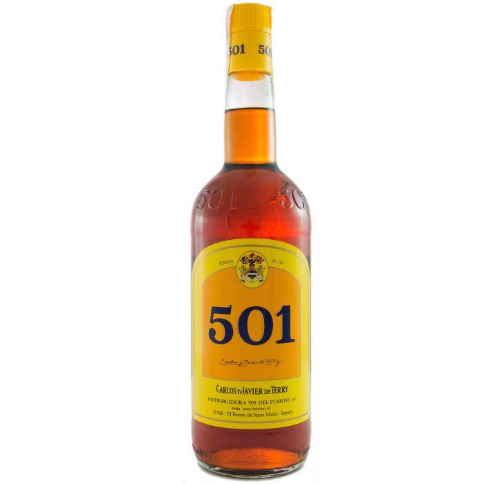 Brandy 501 1L