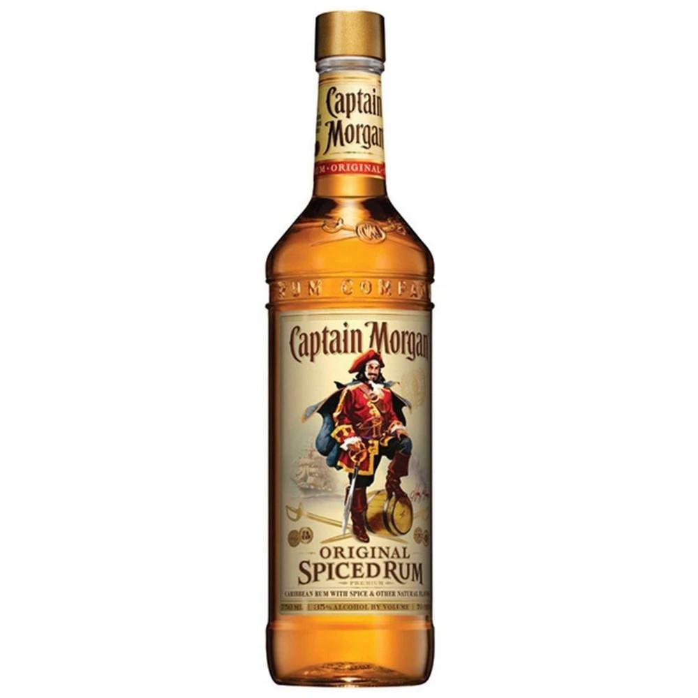Captain Morgan Spice Rum1L