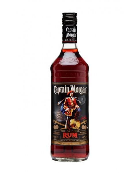 Captain Morgan Black Rum 1L