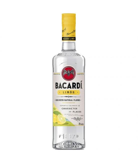 Bacardi Lemon 1L