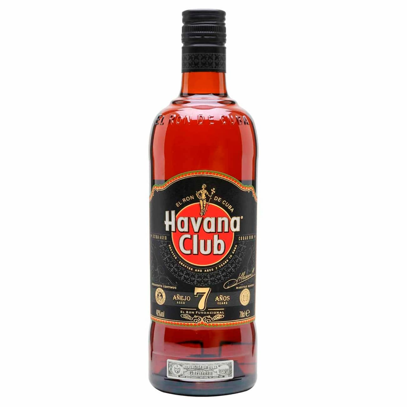 Havana Club 7 Rum 70cl
