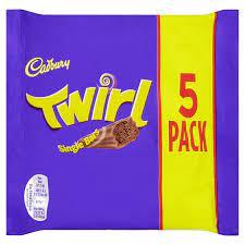 Cadbury Twirl 5 Pack