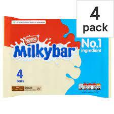 Milkybar 4 Pack