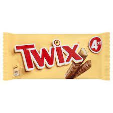 Twix 4 Pack