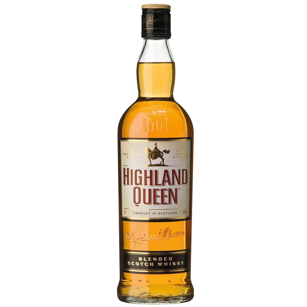 Highland Queen House Whiskey 1L