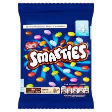 Smarties 4 Pack