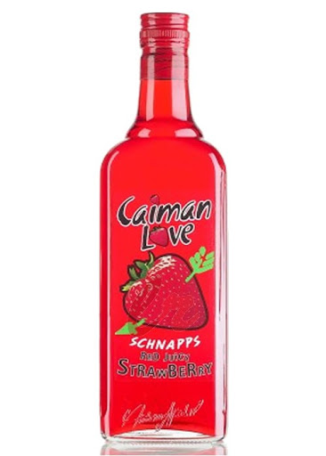 House Strawberry Schnapps 70cl