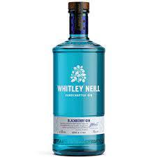 Whitley Neill Gin Blackberry 70cl
