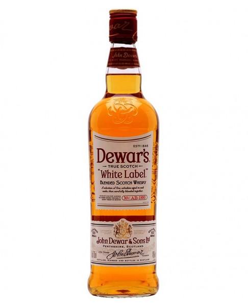 Dewards White Label 1ltr Whiskey