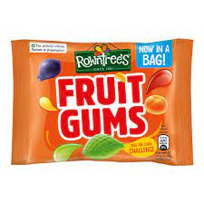 Rowntrees Fruit Gums 44.5g