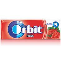 Wrigleys Orbit Strawberry Single Pack