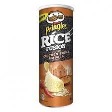 Pringles Rice Fusion Chicken Tikka Masala 165g