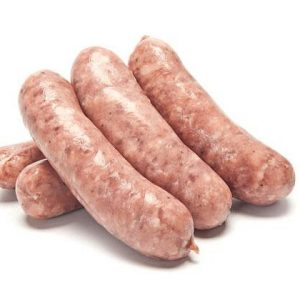 Pork & Chili Sausages (Price per Kilo)