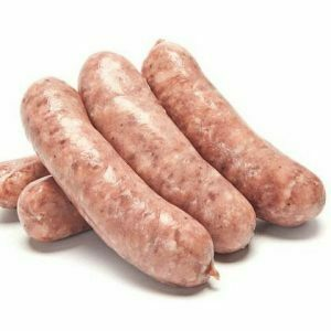 Welsh Dragon Pork Sausages (Price per Kilo)