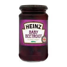 Heinz Baby Beetroot 710g