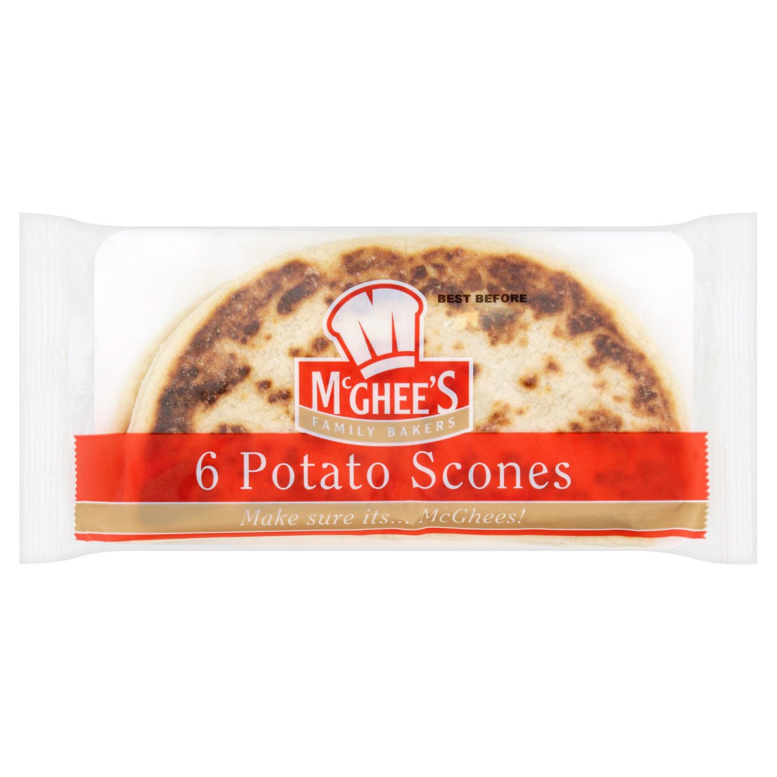 Mcghees Potato Scone