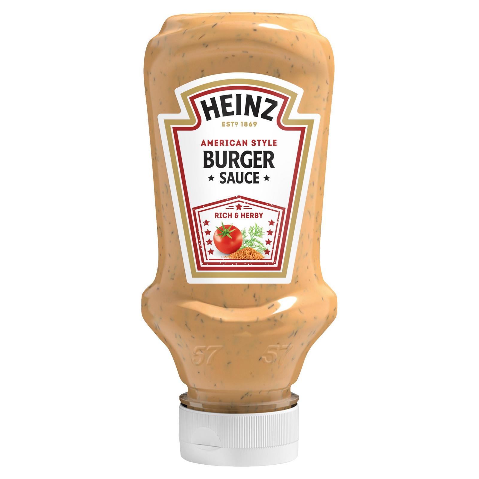 Heinz Burger Sauce 245g