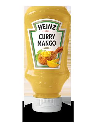 Heinz Curry & Mango Sauce 245g