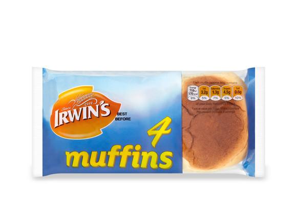 Irwin's 4 Muffins