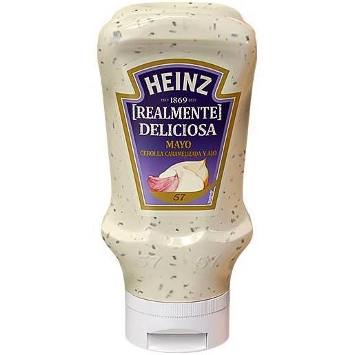 Heinz Garlic Mayonnaise 250g