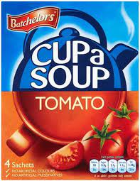 Batchelors Cup a Soup (4 pack) Tomato 83g