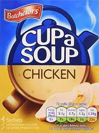 Batchelors Cup a Soup (4 pack) Chicken 81g