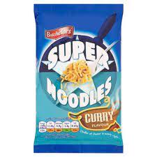 Batchelors Super Noodles Curry 90g