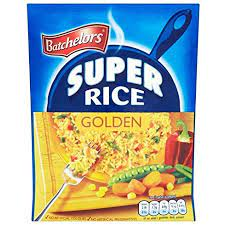 Batchelors Super Rice Golden Vegetable 90g