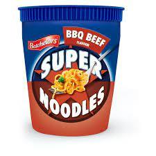 Batchelors Super Noodles 'Big Pot' BBQ Beef 100g