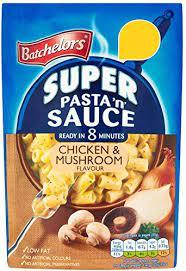 Batchelors Pasta 'n' Sauce Chicken & Mushroom 99g