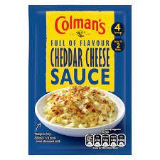 Colmans Cheddar Cheese Sauce 40g