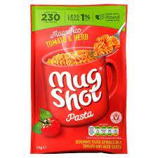 Mug Shot Pasta Tomato & Herb 57g