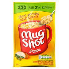 Mug Shot Pasta Roast Chicken 57g
