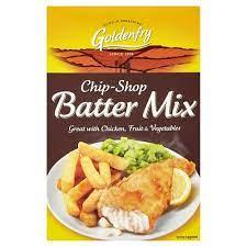 Goldenfry Chip Shop Batter Mix 170g