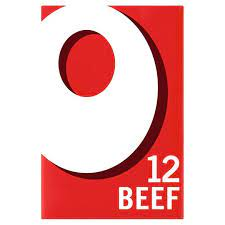 OXO Beef Stock Cubes (12 Pack)