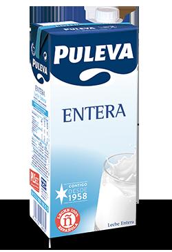 Puleva Whole Milk 1ltr