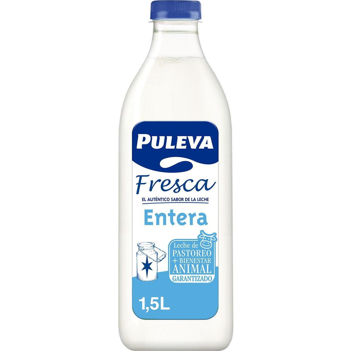 Puleva Fresh Whole Milk 1.5 Ltr