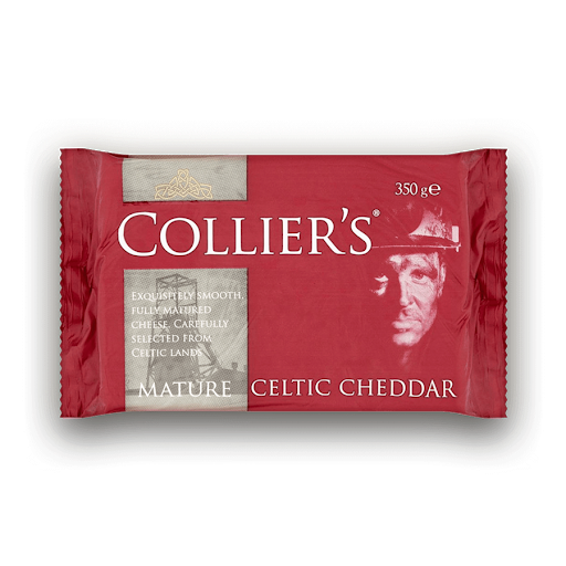 Collier's Cheddar Cheese 200g