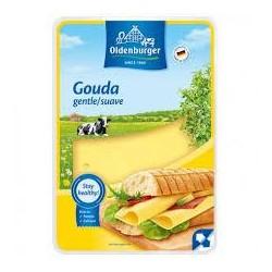 Oldenburg Gouda Sandwich Cheese Slices 200g