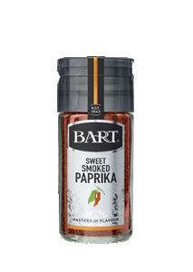 Bart Paprika Smoked 45g