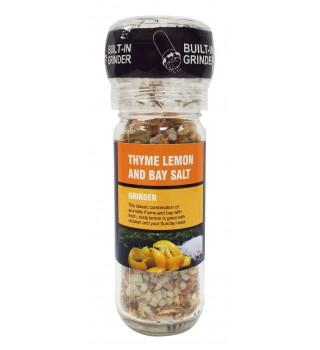 Thyme, Lemon and Bay Salt Grinder 62g