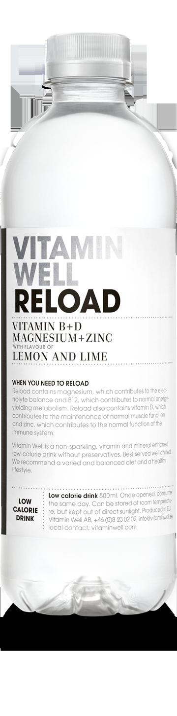 Vitamin Well Reload 500ml
