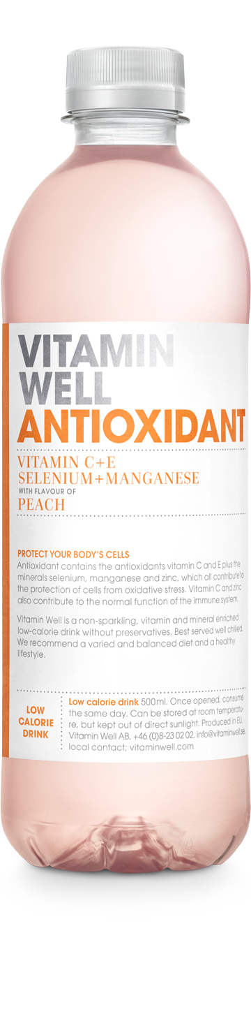 Vitamin Well Antioxidant 500ml