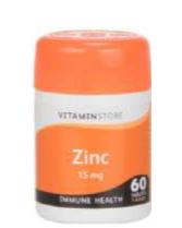 Everyday Health Zinc 60's