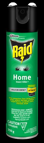 Raid Home Insect Killer