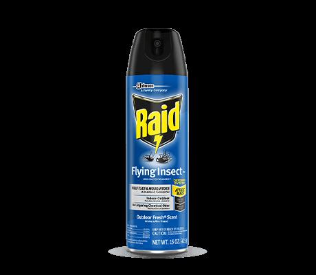 Raid Flies & Mosquito Natural Freshness