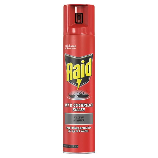 Raid Cockroach Spray