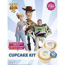 Cake Angels Toy Story Cupcake Mix 161g
