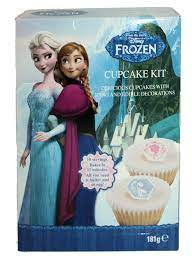 Disney Frozen Cupcake Kit 181g